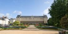 Le Palais Saint-Georges à Rennes