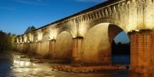 Le Pont Canal à Agen