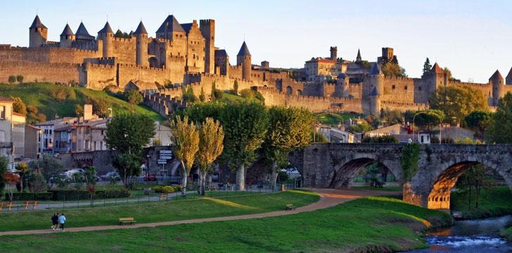 Carcassonne, ville fortifiée | CM1A 2013-2014